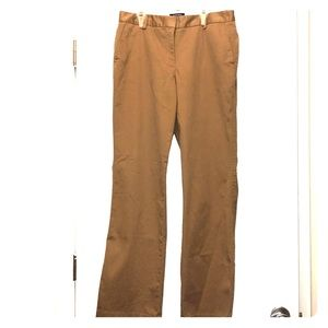 Lands' End Mid-Rise Trousers